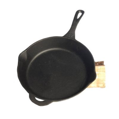 Cherrywood Forno Wood Fired Oven Cast Iron Pan